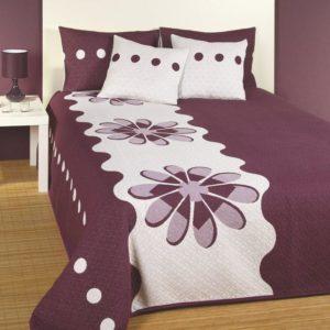 Forbyt  Přehoz na postel s návleky