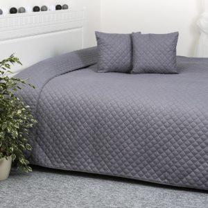 4Home Přehoz na postel Orient šedá