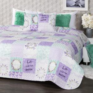 4Home Přehoz na postel Lavender