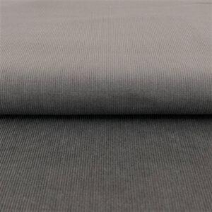 Manšestr tenký grey Jednobarevný tenký manšestr - pro šití
