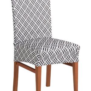 Povlak na židli Čárky  - euronova