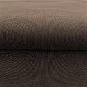 Manšestr tenký dark brown Jednobarevný tenký manšestr - pro šití