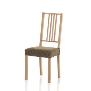 Napínací potah na sedák židle