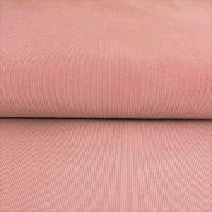 Manšestr tenký blush Jednobarevný tenký manšestr - pro šití